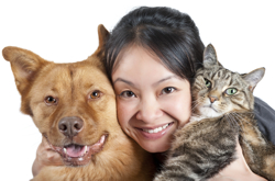 Nutritional products for pets